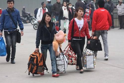 Sinh viên nhiều trường được nghỉ Tết cả tháng - 1