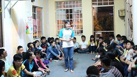 Nhóm tình nguyện A4A và tình yêu với trẻ tự kỷ - 1
