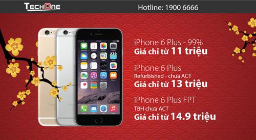 Đổ xô đi mua iPhone 6/6S hạ giá mạnh dịp Tết - 3