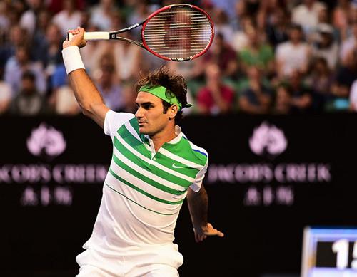 Những cái NHẤT Australian Open: Đập vợt, khóc và đẹp - 1