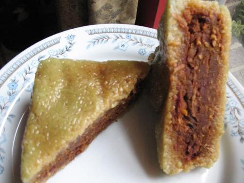 4 loại bánh chưng ngon miệng, lạ mắt đón Tết Nguyên đán - 4