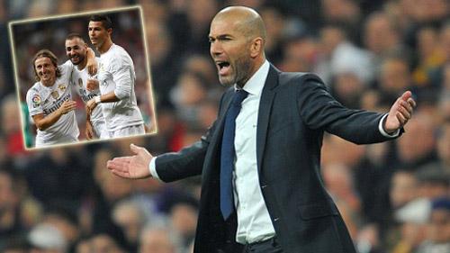 Zidane Madrid: Đẹp đầy kiêu hãnh - 1