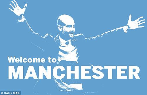 CHÍNH THỨC: Pep Guardiola sẽ dẫn dắt Man City - 2