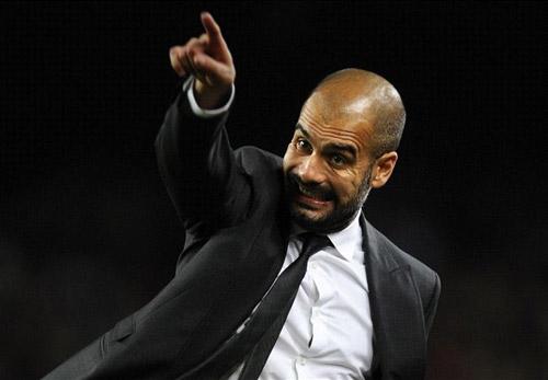 Pep tới Man City, Mourinho lắc đầu không biết - 1