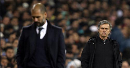 Pep tới Man City, Mourinho lắc đầu không biết - 2