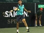 """Thể thao - BXH tennis: Hoàng Nam """"bất chiến tự nhiên thành"""""""