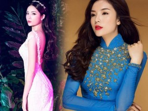 Thời trang - Kỳ Duyên được mời dự thi Hoa hậu Trái đất