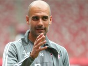 Bóng đá Ngoại hạng Anh - CHÍNH THỨC: Pep Guardiola sẽ dẫn dắt Man City