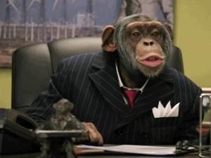 Tết Thân đọc truyện tranh Sếp Khỉ