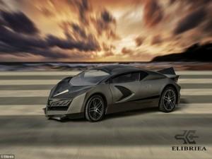 Soi siêu xe như chuyên cơ tàng hình dành cho đại gia Qatar