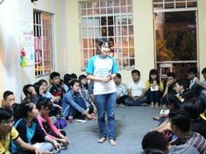 Nhóm tình nguyện A4A và tình yêu với trẻ tự kỷ
