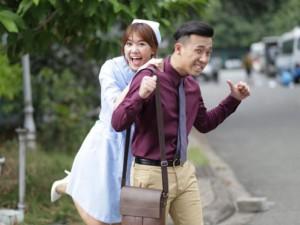 Fan háo hức với phim kinh dị của Trấn Thành, Hari Won