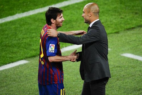 """Guardiola tính """"hốt"""" Messi, """"cuỗm"""" Pogba và Stones - 1"""