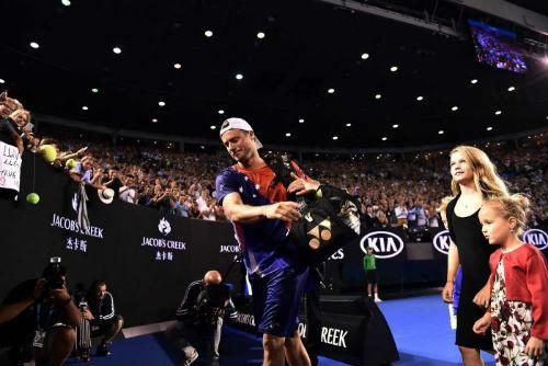 """Scandal tennis: 10 VĐV dự Australian Open bị nghi """"nhúng chàm"""" - 1"""