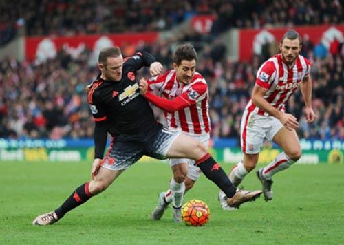 MU vs Stoke City - 1
