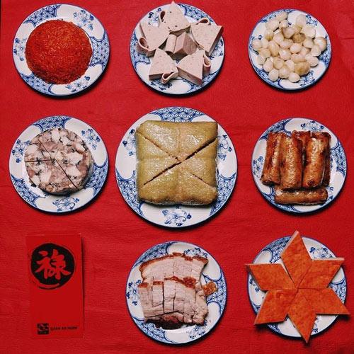 Giò Đà Điểu - Món ăn lạ miệng dịp Tết Nguyên Đán - 2