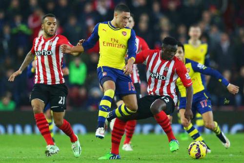 Arsenal vs Southampton - 1