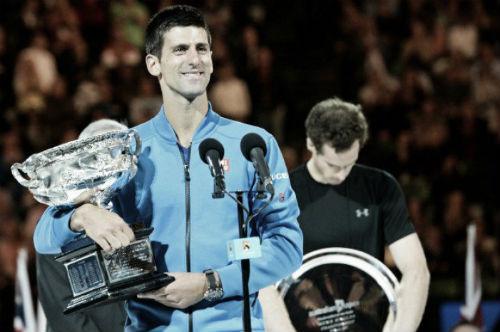 """Khi không ai """"với tới"""" Djokovic - 1"""