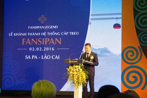 Khánh thành cáp treo đạt 2 kỷ lục Guinness thế giới - Fansipan Sapa - 6