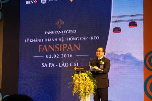 Khánh thành cáp treo đạt 2 kỷ lục Guinness thế giới - Fansipan Sapa - 5