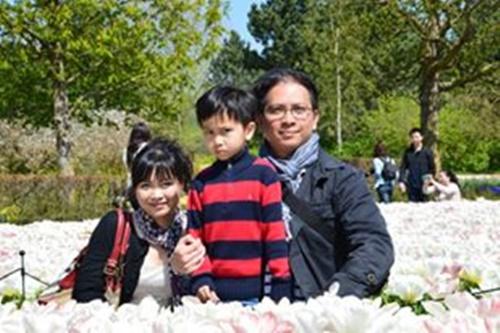 Sao Việt xa quê dạy con ý nghĩa của ngày Tết cổ truyền - 3