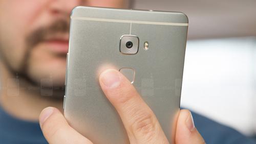 Máy quét dấu vân tay liệu đã bảo vệ smartphone hoàn toàn? - 1