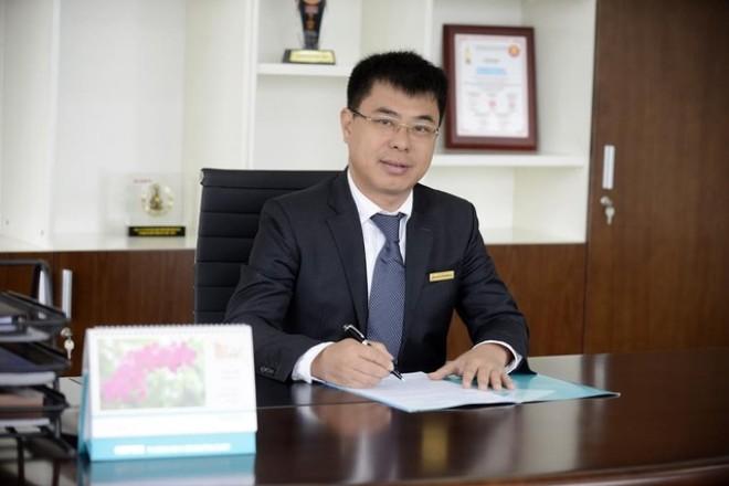 Ngân hàng An Bình có tổng giám đốc mới - 1