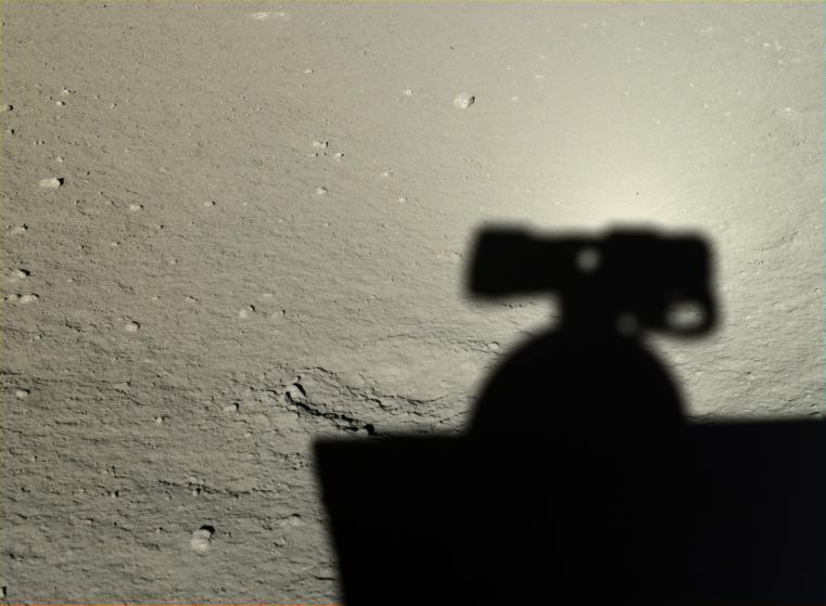 Ảnh cận cảnh Mặt Trăng nét chưa từng thấy - 3