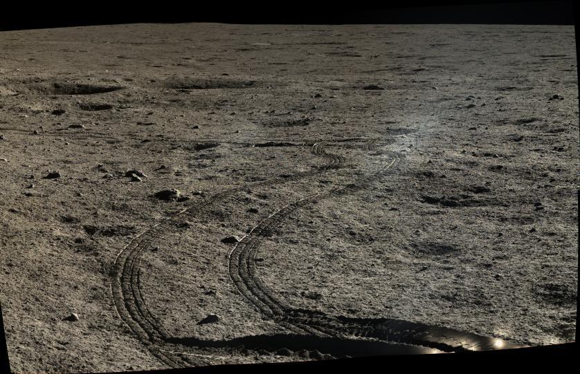 Ảnh cận cảnh Mặt Trăng nét chưa từng thấy - 4