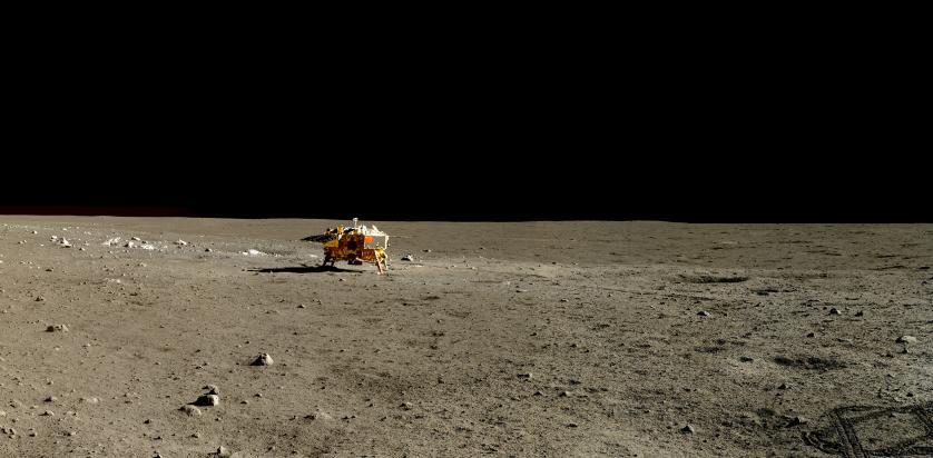 Ảnh cận cảnh Mặt Trăng nét chưa từng thấy - 7