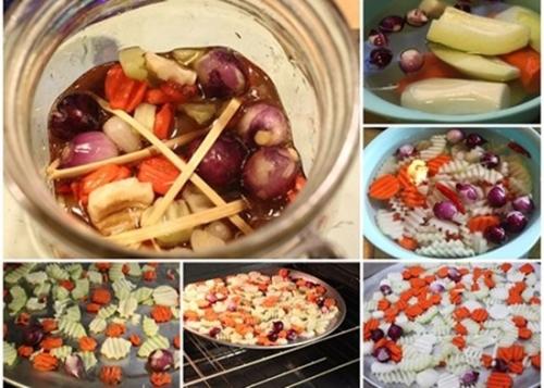 Những món ăn ngon có trong mâm cỗ Tết miền Trung - 2