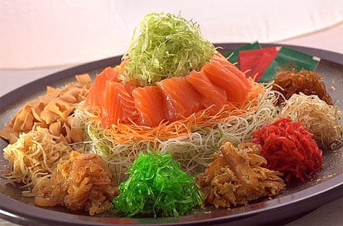 Các món ăn đem lại may mắn vào năm mới ở Châu Á - 3