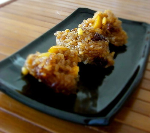 Các món ăn đem lại may mắn vào năm mới ở Châu Á - 4