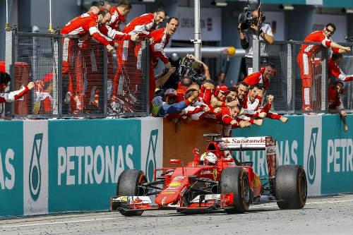 Ferrari: Lốp - nhân tố quan trọng mới trong chiến dịch 2016 - 1