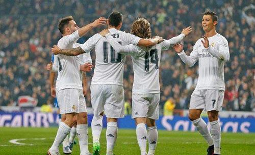 """Vấn đề của Real Madrid: Chỉ """"hổ báo"""" ở sân nhà - 1"""