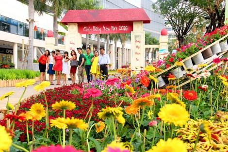 Ngắm cảnh làng quê Việt Nam ở khu nhà giàu - 1