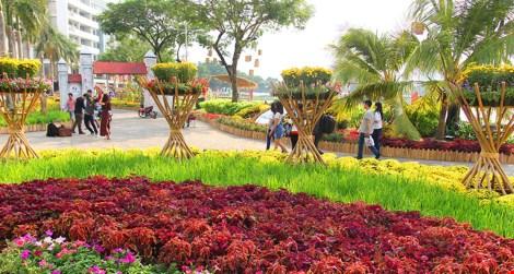 Ngắm cảnh làng quê Việt Nam ở khu nhà giàu - 10