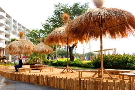 Ngắm cảnh làng quê Việt Nam ở khu nhà giàu - 16