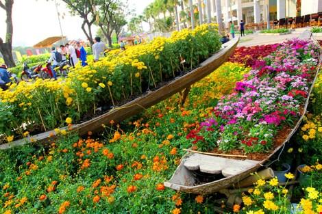 Ngắm cảnh làng quê Việt Nam ở khu nhà giàu - 5