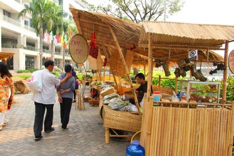 Ngắm cảnh làng quê Việt Nam ở khu nhà giàu - 8