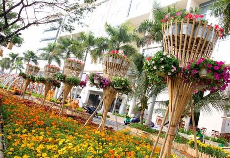 Ngắm cảnh làng quê Việt Nam ở khu nhà giàu - 9