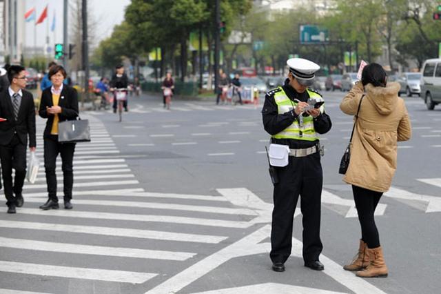 Xử phạt người đi bộ: Singapore bỏ tù nếu tái phạm - 4