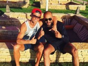 """Bóng đá - Thách thức Zidane, Ronaldo đi gặp """"bạn trai tin đồn"""""""