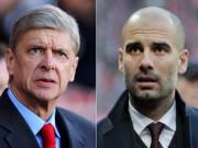 Bóng đá - Guardiola tới Man City: Cơ hội cuối để Wenger vô địch