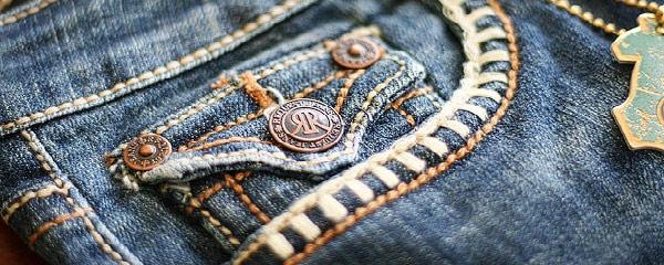 Túi nhỏ xíu trên quần jean dùng để đựng gì? - 1
