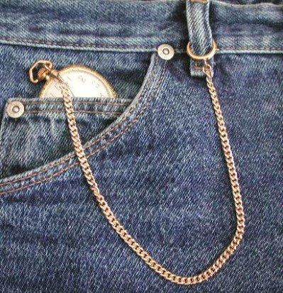 Túi nhỏ xíu trên quần jean dùng để đựng gì? - 2