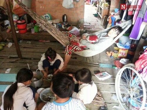 Cái Tết đau đớn của gia đình 4 người mắc bệnh hiểm nghèo - 3