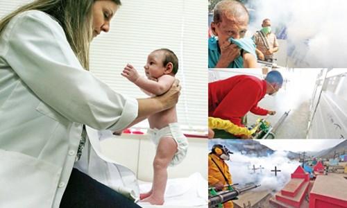 Lo ngại Virus Zika vào Việt Nam - 1