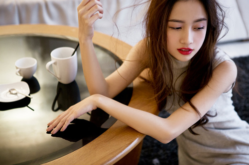 'Hot girl trà sữa' bản Việt khiến phó nháy phát cáu - 13