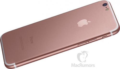 iPhone 7 sẽ loại camera lồi, và vạch ăng ten ở lưng - 1